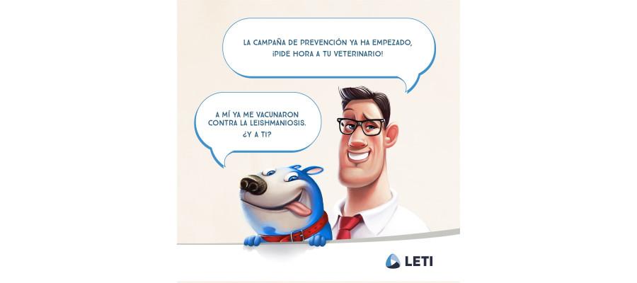 «TODOS CONTRA LA LEISHMANIOSIS» - Surveco